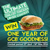 McDonald's The Ultimate Grilled Chicken Lover Contest: Win One Year of GCB Goodness!