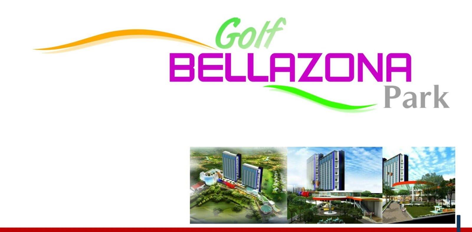APARTEMEN GOLF BELLAZONA BANDUNG TIMUR