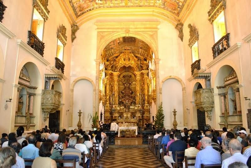 Igreja de São Bento, Olinda
