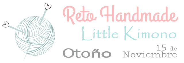 Reto handmade little Kimono: OTOÑO.