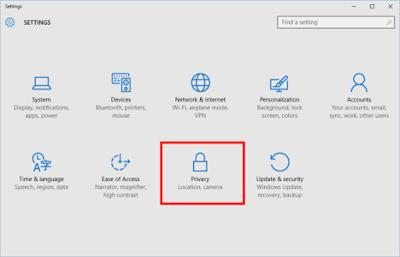 Cara Memberhentikan Windows 10 Meminta Feedback