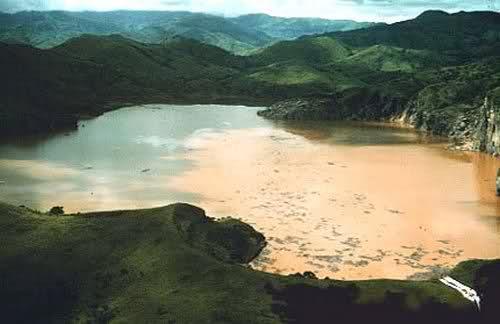 Tempat Unik, Danau Yang Memakan Korban Ribuan Jiwa - Ada Yang Asik