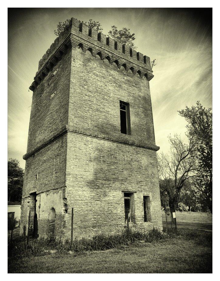 Torre de Escuela Alberdi