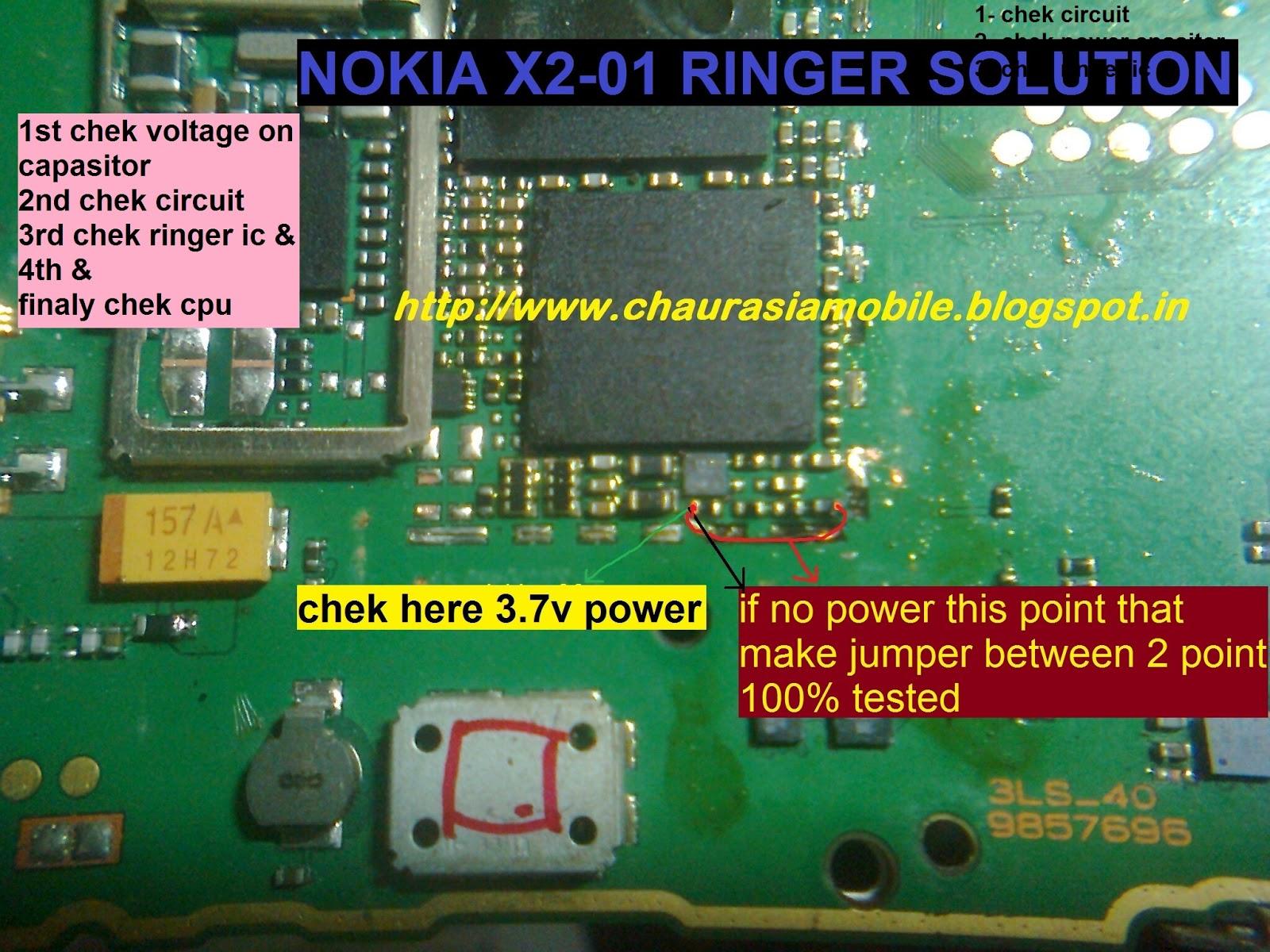 Google themes nokia x2-01 - Nokia X2 01 Ringer Solution