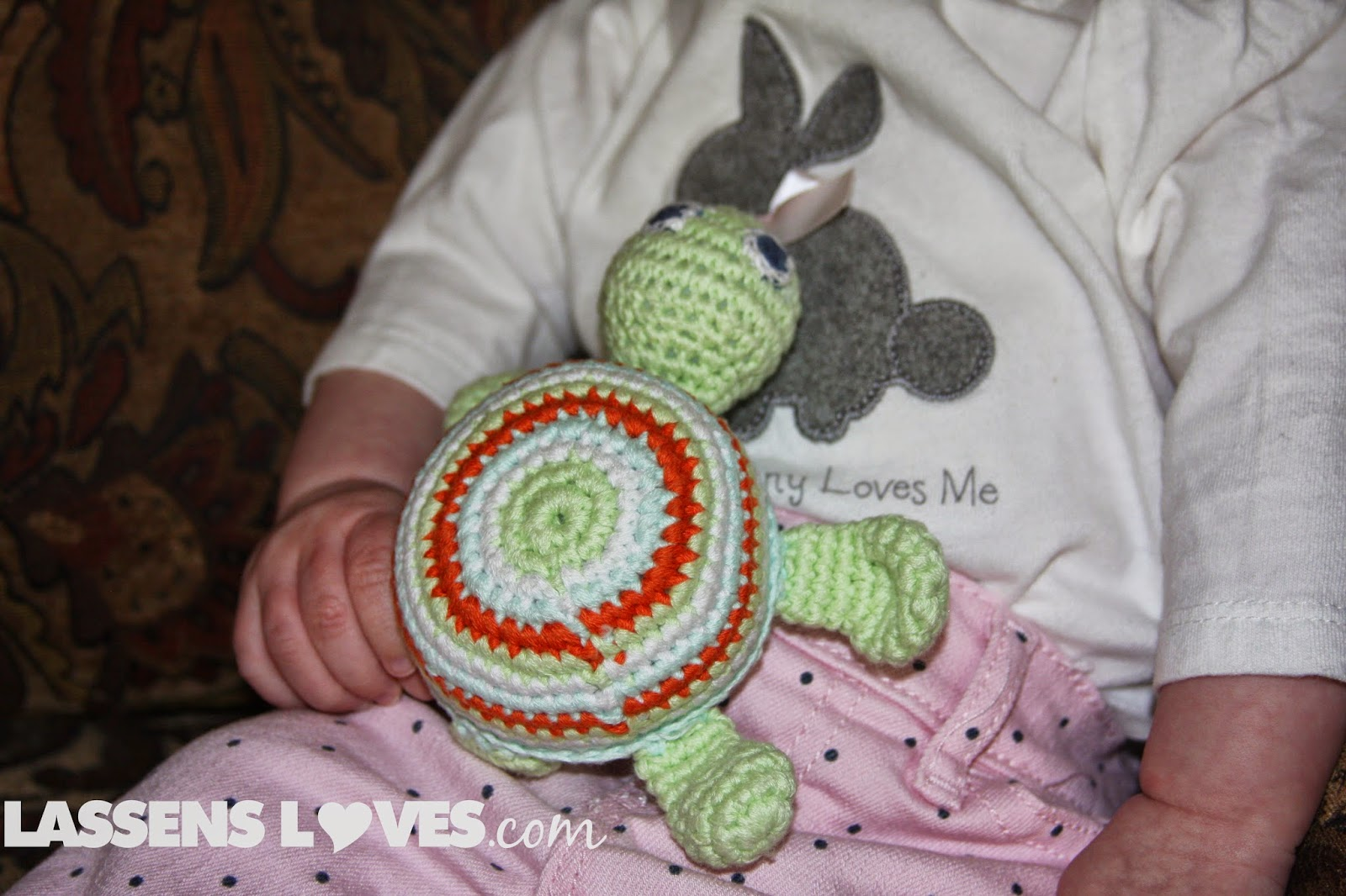 stocking+stuffers, baby+rattle, crocheted+gifts