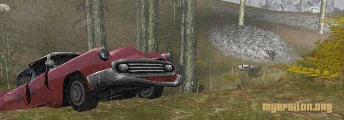 Misteri Misteri Menyeramkan Dalam Game GTA San Andrean