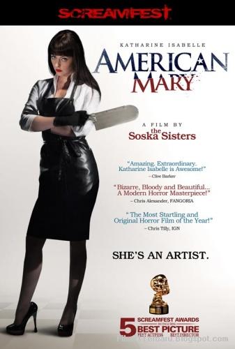 American Mary 2013 Bioskop