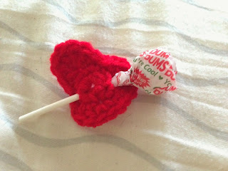 dum dum valentine craft