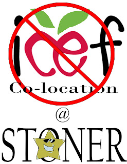 ICEF Vista - no co-location at Stoner