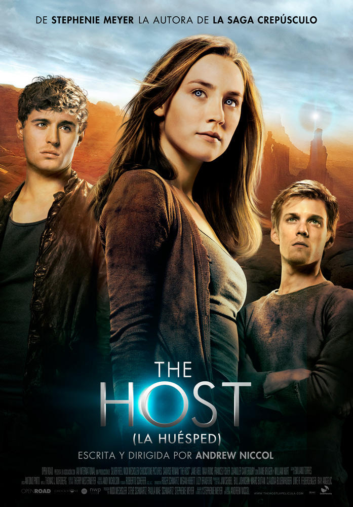 The Host (El Huesped) (2013) Dvdrip Latino