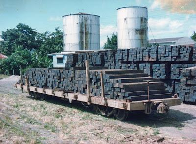 Vagones de carga [¿Que transportaban?]