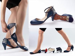 Fotos sapatos modular