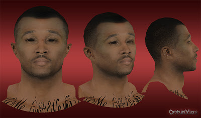 NBA 2K13 Mo Williams Cyberface Mod