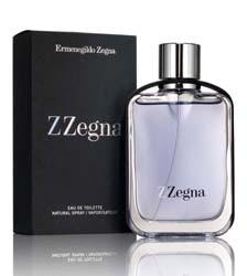 Ermenegildo Zegna introduces new men's fragrance Z Zegna