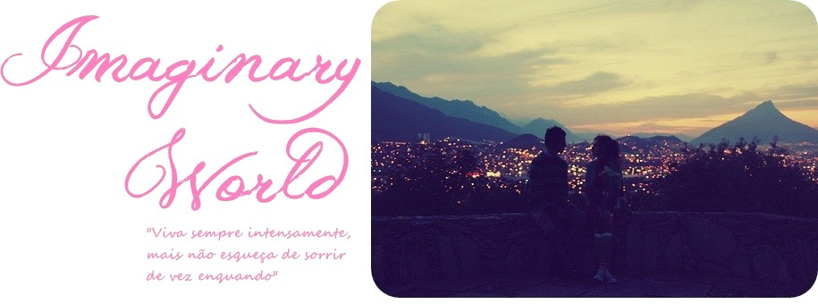 Imaginary World //Official*-*