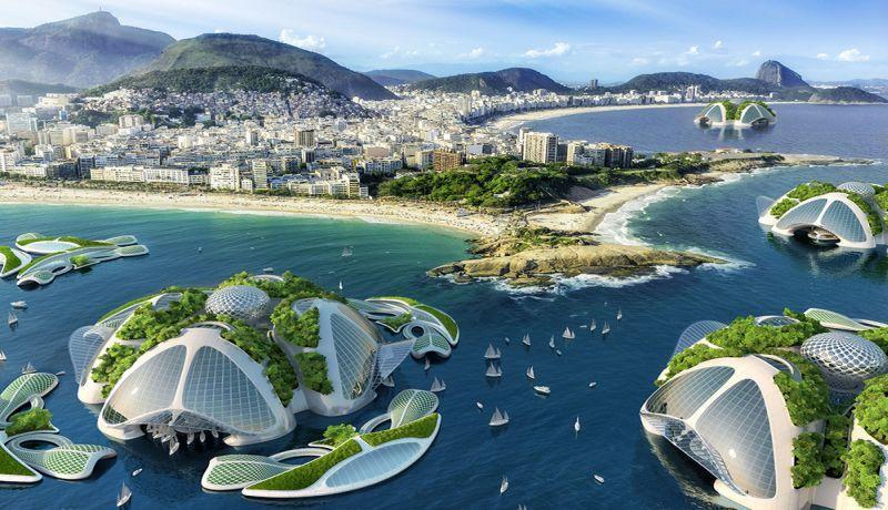 Te Imaginas C Mo Ser N Las Ciudades Del Futuro Ya