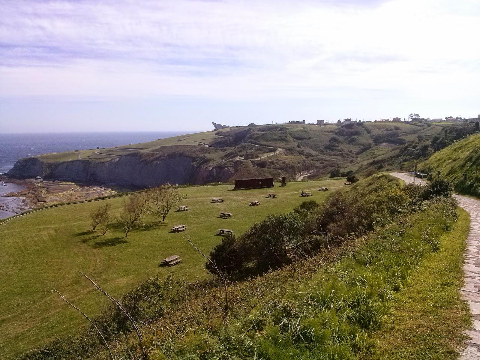 gijon mirador providencia ruta senderismo merendero asturias