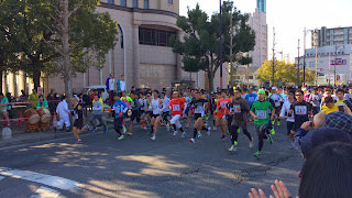 第49回越谷市元旦マラソン大会