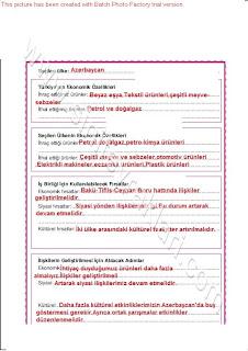 6. Sınıf Sosyal Bilgiler Altın Yayınları Öğrenci Çalışma Kitabı Cevapları Sayfa 100