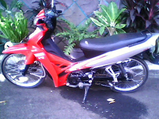 yamah new vega r saya motor tersebut adalah motor terbaik bagi saya title=