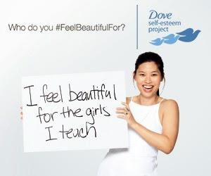 #FeelBeautifulFor