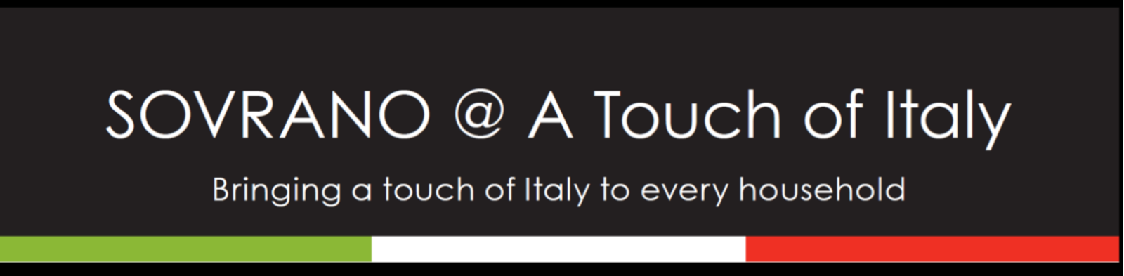 10% off at A Touch of Italy
