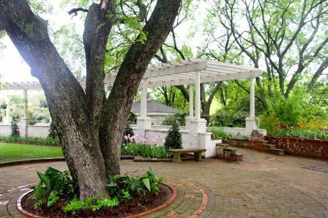 Day Trippin\' Chandor Gardens / Weatherford, TX | As I Travel Through ...