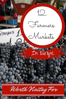 Sidewalk Safari - 12 European Farmers Markets and Food Halls Worth Visiting For - http://www.sidewalksafari.com/2014/10/12-european-food-markets-worth-visiting-for.html