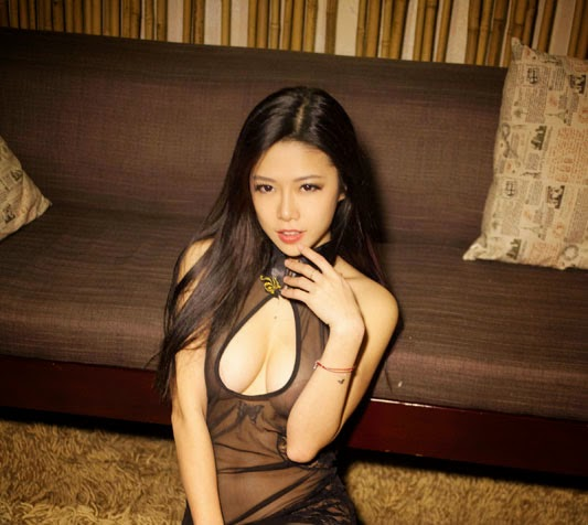 Luvian Ben Neng (李凯诗) hot photo 002