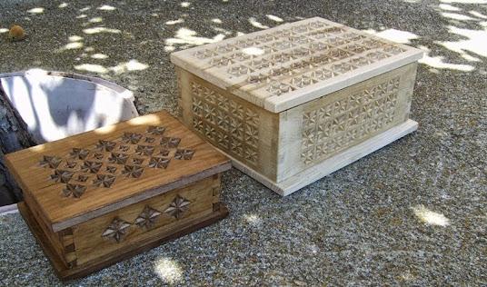 CAJAS DE MADERA, redescubre las piezas tradicionales