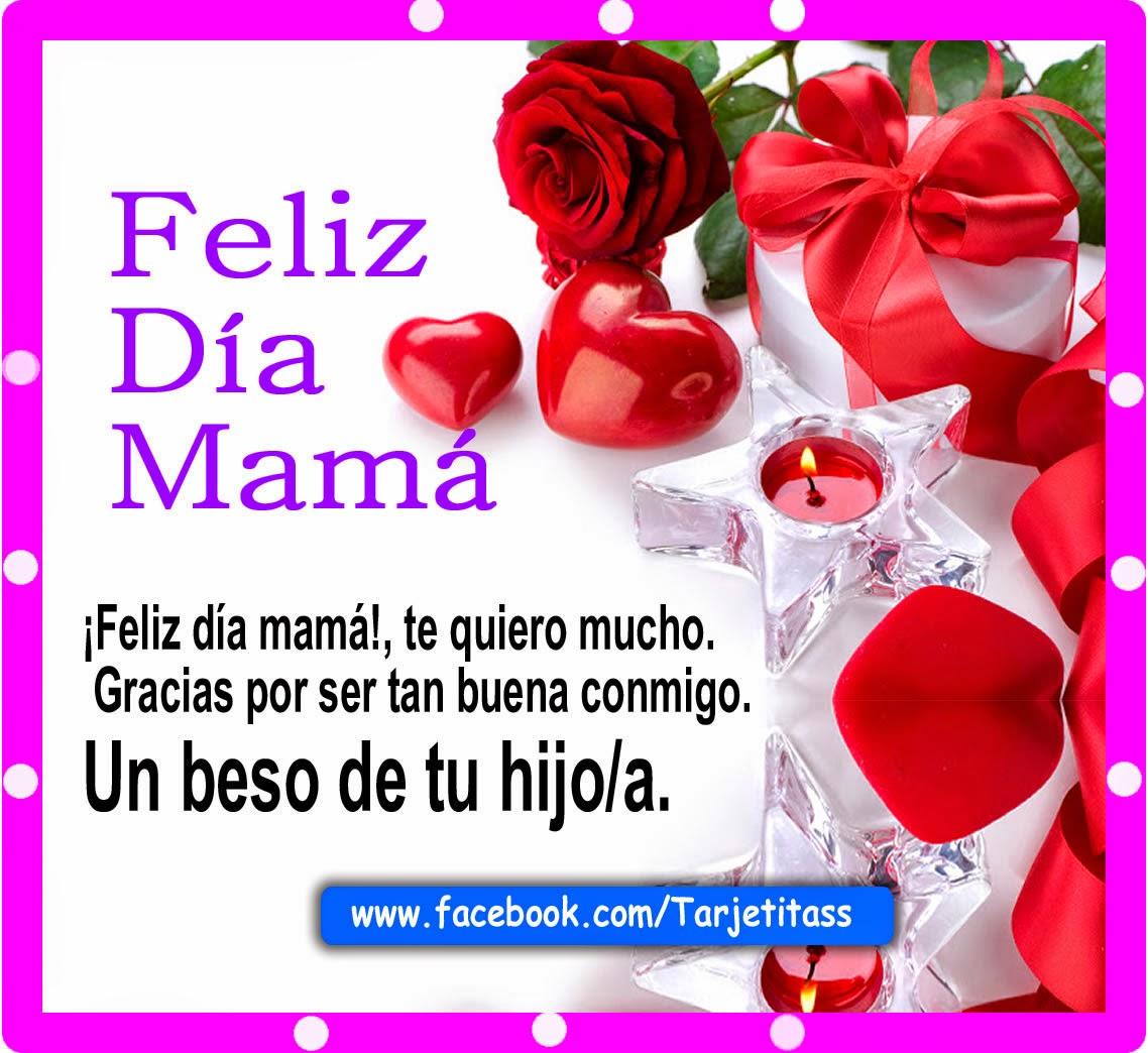 Gracias Madre Poemas Feliz Día De La Madre  Gracias A Mi Dios Por Haberme Regalo El