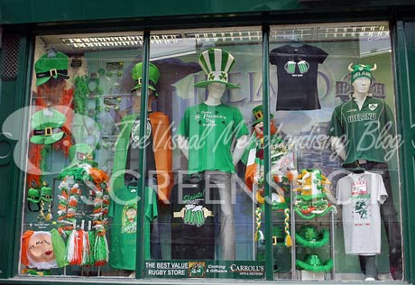 Dublin Co Dublin Ireland Store Window