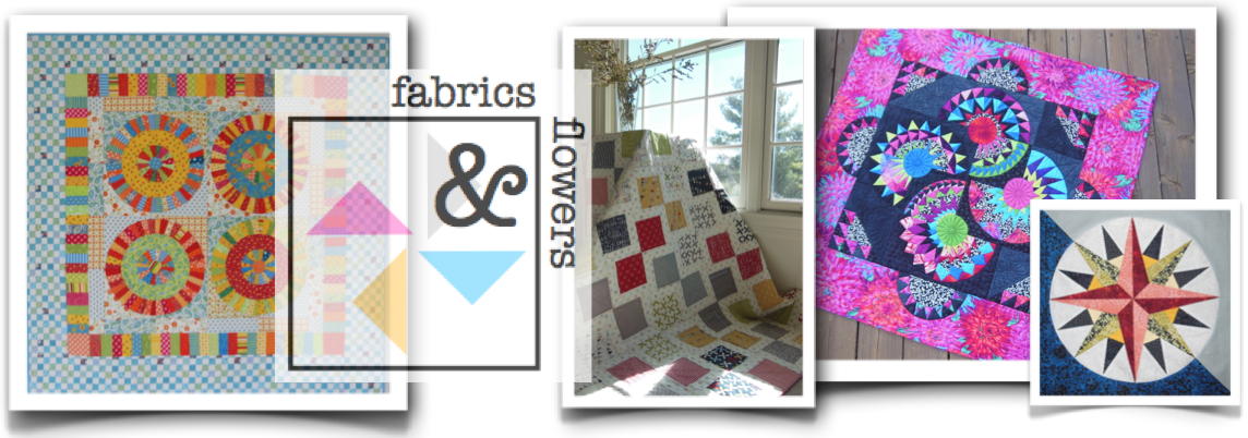 Fabrics &#39;n Flowers