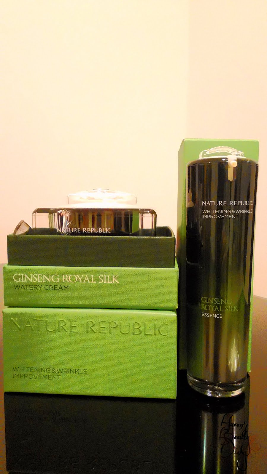 Nature Republic Whitening And Wrinkle Improvement Review