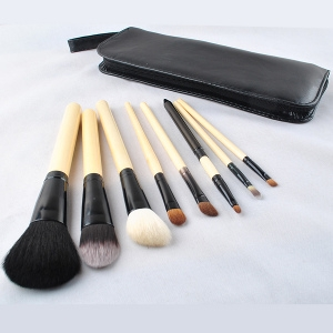 makeup pro brushes set