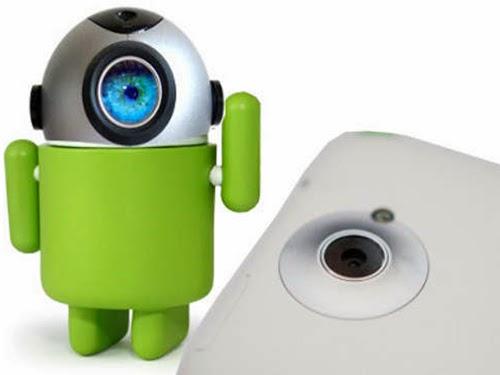 كيفية مراقبة هاتفك عن بعد Android-webcam