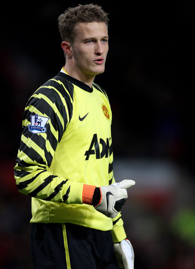 Anders Lindegaard Manchester United sure he can compete with De Gea
