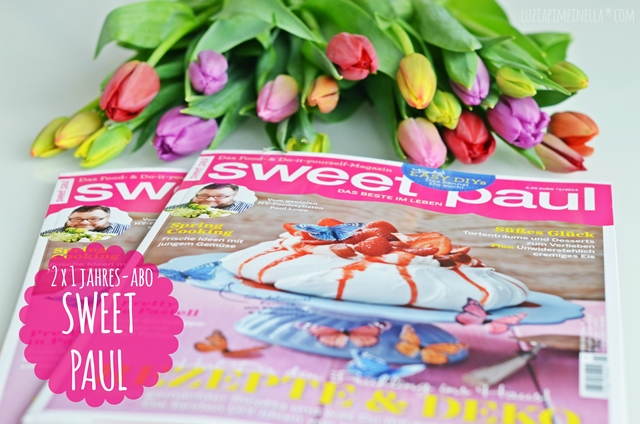 luzia pimpinella |sweet paul giveaway