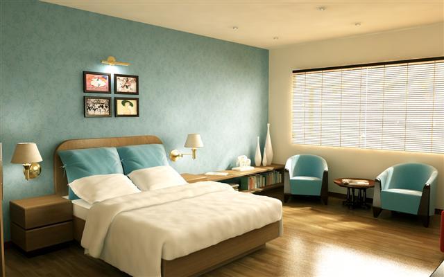 Bàn trà trong phòng ngủ, cùng tiện nghi hơn với những bộ bàn trà trong phòng ngủ