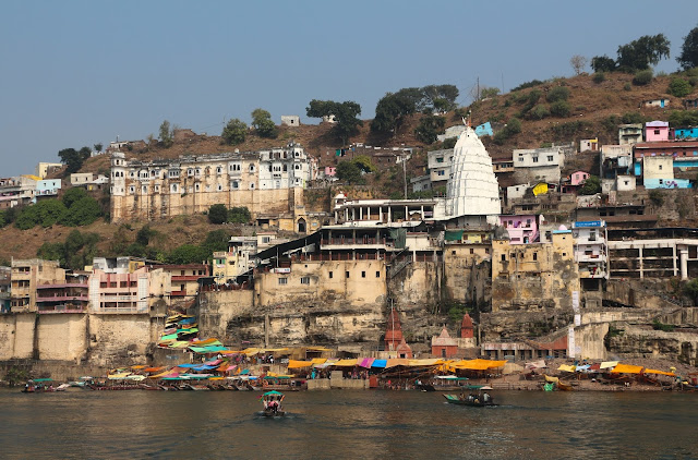 download Omkareshwar temple hd wallpapers