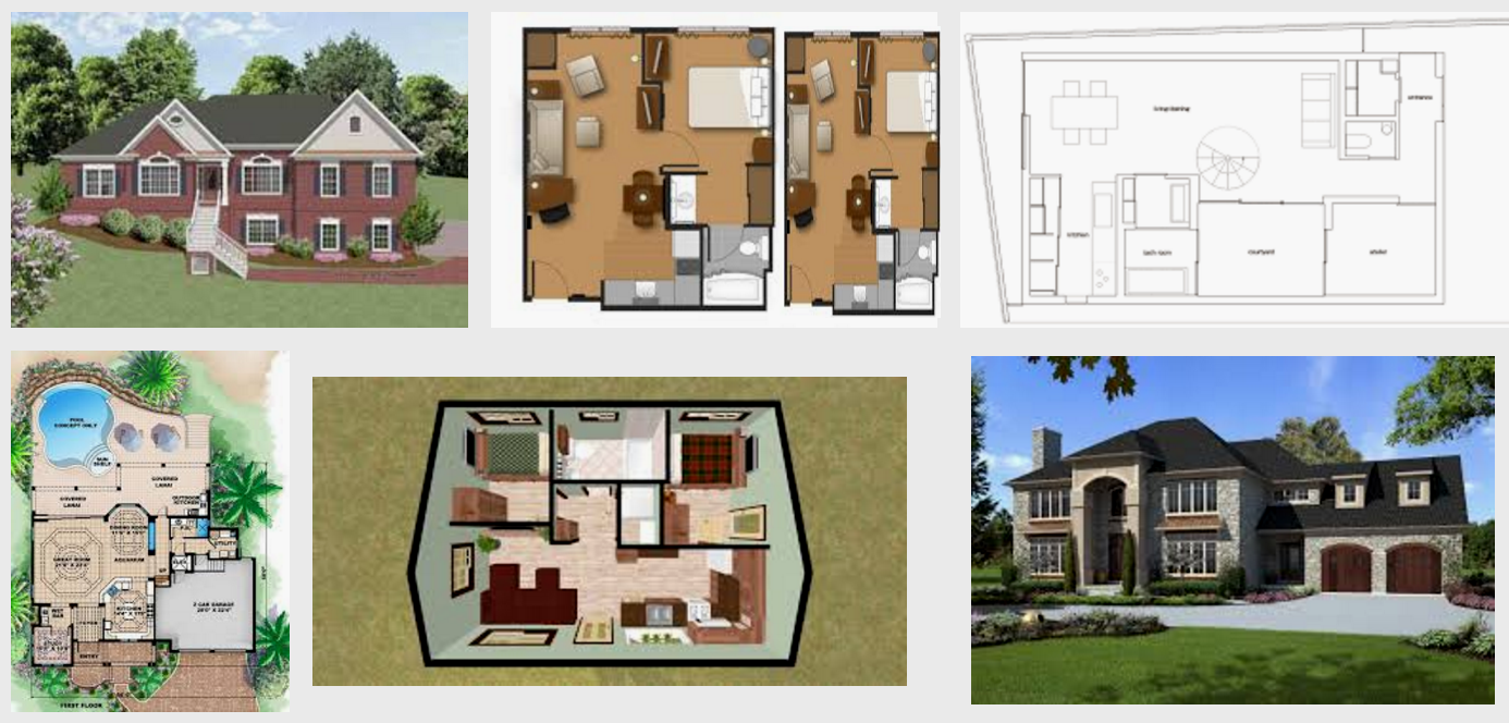 Various house designs