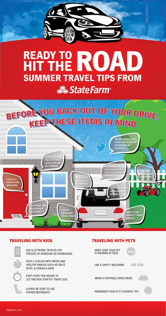 Summer Road Travel Tips