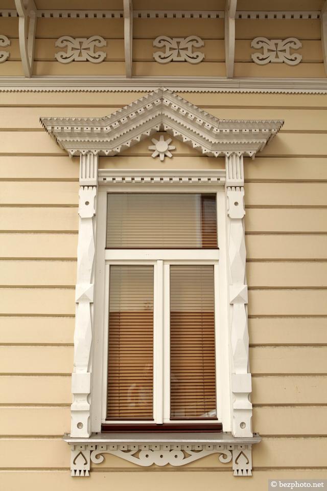 деревянные дома москва