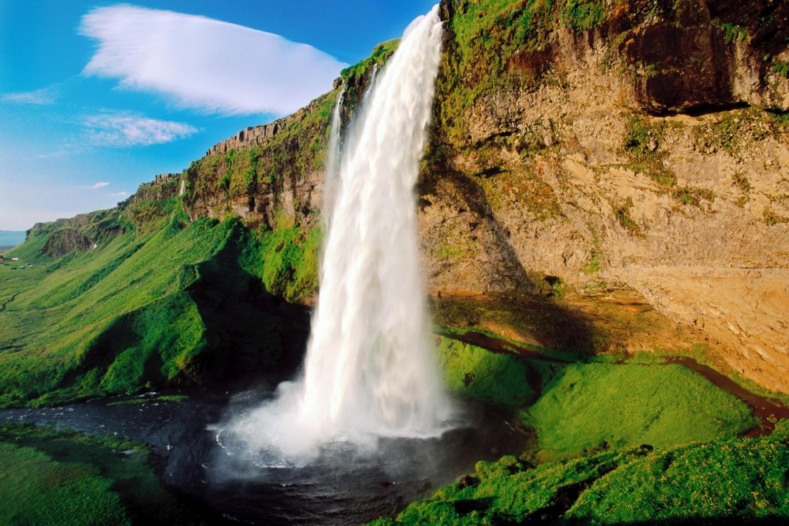 best waterfall wallpaper pack for best laptop ~ wall2u