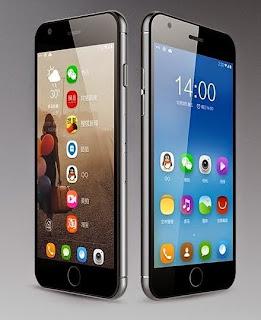 smartphone mirip iphone 6