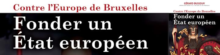 Une autre Europe est possible