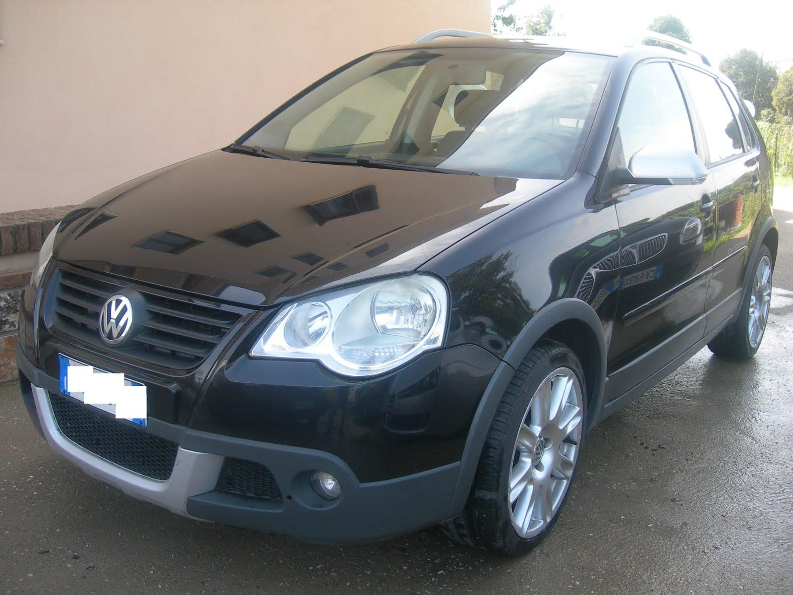 Vw Polo Cross 1.4 TDI 69 CV anno 2007 130.000 km accessori full optional prezzo 5.800,00 euro