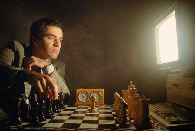 Partai-Permainan Terbaik Garry Kasparov