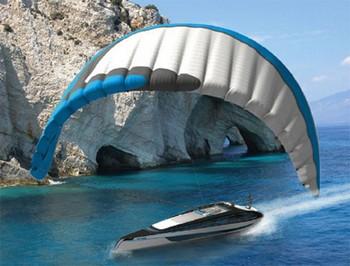 bateau ecologique