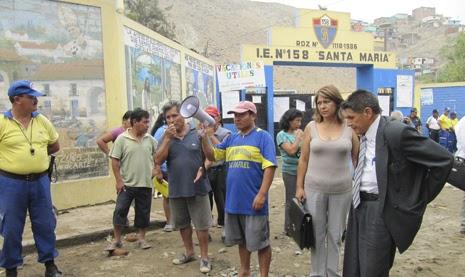 Betinforma noticias de san juan de lurigancho for Cafetin colegio las colinas